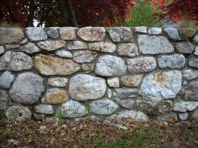 Stone wall bibliography stone wall initiative for Wall pictures